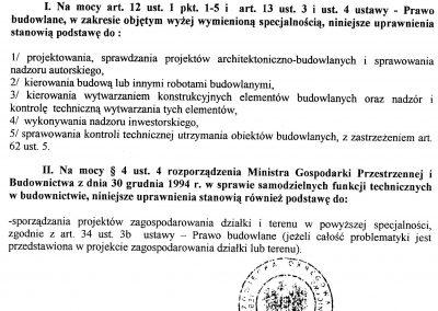 Uprawnienia sanitarne AG strona 2